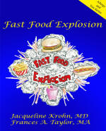 Fast Food Explosion book cover - click to view more information