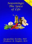 Seasonings book cover - click to view more information