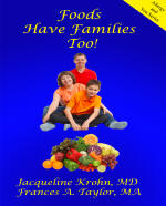 Food families book cover - click to view more information
