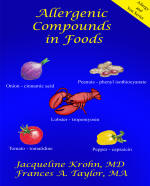 Allergenic compounds book cover - click to view more information