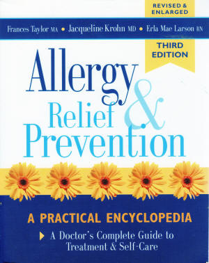 Allergy Relief & Prevention book cover