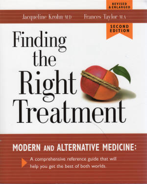 Finding the Right Treatment - book cover