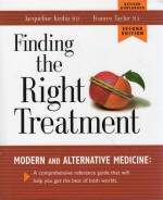 Finding the Right Treatment book cover