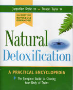 Natural Detoxification book cover