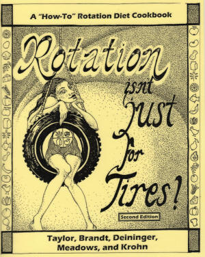 Rotation isn't just for tires - book cover